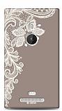 Dafoni Nokia Lumia 925 Ruche K�l�f