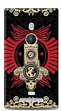 Dafoni Nokia Lumia 925 Skull Nation K�l�f