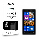 Eiroo Nokia Lumia 925 Tempered Glass Cam Ekran Koruyucu