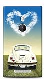 Dafoni Nokia Lumia 925 Vosvos Love K�l�f