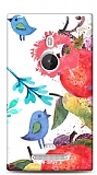 Dafoni Nokia Lumia 925 Water Color Kiss K�l�f