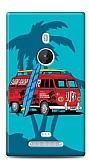 Dafoni Nokia Lumia 925 Woswos Surf K�l�f