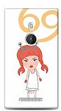 Dafoni Nokia Lumia 925 Yenge� Burcu K�l�f