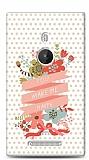 Dafoni Nokia Lumia 925 You Make Me Happy K�l�f