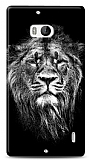 Nokia Lumia 930 Black Lion Kılıf