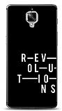 OnePlus 3 Revolutions Kılıf