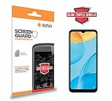 Dafoni Oppo A15 Slim Triple Shield Ekran Koruyucu