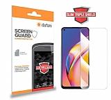 Dafoni Oppo A74 Slim Triple Shield Ekran Koruyucu