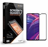Dafoni Oppo RX17 Pro Tempered Glass Premium Full Siyah Cam Ekran Koruyucu
