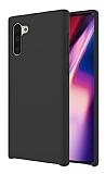Dafoni Orjinal Series Samsung Galaxy Note 10 Siyah Silikon Kılıf