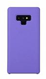 Dafoni Orjinal Series Samsung Galaxy Note 9 Mor Silikon Kılıf