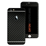 Dafoni PowerGuard iPhone 6 �n + Arka Karbon Fiber Kaplama Sticker