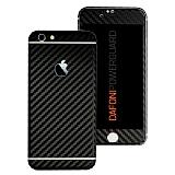 Dafoni PowerGuard iPhone 6S Ön + Arka Karbon Fiber Kaplama Sticker