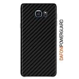 Dafoni PowerGuard Samsung Galaxy Note 5 Arka Karbon Fiber Kaplama Sticker
