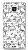 Samsung Galaxy A3 2016 Cats Kılıf