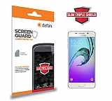 Dafoni Samsung Galaxy A3 2016 Slim Triple Shield Ekran Koruyucu