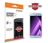 Dafoni Samsung Galaxy A3 2017 Slim Triple Shield Ekran Koruyucu