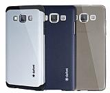 Dafoni Samsung Galaxy A5 For Men 3'ü Bir Arada Kılıf Seti