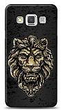 Samsung Galaxy A5 Gold Lion Kılıf