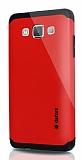 Dafoni Samsung Galaxy A5 Slim Power Kırmızı Kılıf