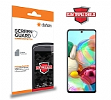 Dafoni Samsung Galaxy A51 Slim Triple Shield Ekran Koruyucu
