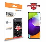 Dafoni Samsung Galaxy A52 / A52 5G Slim Triple Shield Ekran Koruyucu