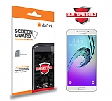 Dafoni Samsung Galaxy A7 2016 Slim Triple Shield Ekran Koruyucu