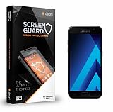 Dafoni Samsung Galaxy A7 2017 Tempered Glass Premium Cam Ekran Koruyucu