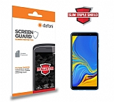 Dafoni Samsung Galaxy A7 2018 Slim Triple Shield Ekran Koruyucu