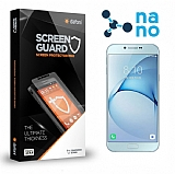 Dafoni Samsung Galaxy A8 2016 Nano Glass Premium Cam Ekran Koruyucu