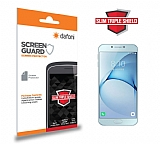 Dafoni Samsung Galaxy A8 2016 Slim Triple Shield Ekran Koruyucu