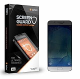 Dafoni Samsung Galaxy A8 Privacy Tempered Glass Premium Cam Ekran Koruyucu