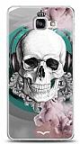Dafoni Samsung Galaxy A9 Lovely Skull Kılıf