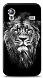 Dafoni Samsung Galaxy Ace S5830 Black Lion K�l�f
