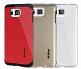 Dafoni Samsung Galaxy Alpha For Women 3'ü Bir Arada Kılıf Seti