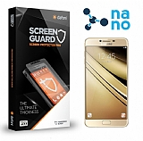 Dafoni Samsung Galaxy C5 Nano Glass Premium Cam Ekran Koruyucu