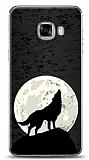 Samsung Galaxy C5 Wolf Black Kılıf