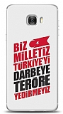 Dafoni Samsung Galaxy C7 Biz Milletiz K�l�f
