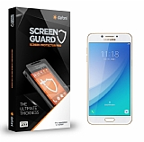 Dafoni Samsung Galaxy C7 Pro Tempered Glass Premium Cam Ekran Koruyucu