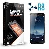 Dafoni Samsung Galaxy C8 Nano Premium Ekran Koruyucu