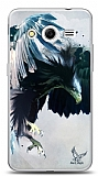 Dafoni Samsung Galaxy Core 2 Black Eagle K�l�f