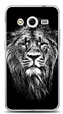 Dafoni Samsung Galaxy Core 2 Black Lion K�l�f