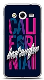 Samsung Galaxy Core 2 California Surfer Kılıf