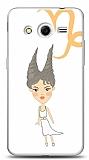 Samsung Galaxy Core 2 Oğlak Burcu Kılıf