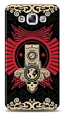 Dafoni Samsung Galaxy E5 Skull Nation K�l�f
