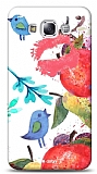 Dafoni Samsung Galaxy E5 Water Color Kiss K�l�f