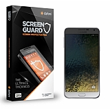 Dafoni Samsung Galaxy E7 Privacy Tempered Glass Premium Cam Ekran Koruyucu