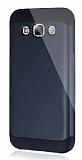 Dafoni Samsung Galaxy E5 Slim Power Ultra Koruma Siyah Kılıf