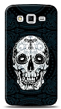 Samsung Galaxy Grand 2 Black Skull Kılıf