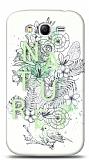 Dafoni Samsung Galaxy Grand / Grand Neo Nature Flower Kılıf